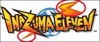 Quel symbole représente Inazuma Eleven ?