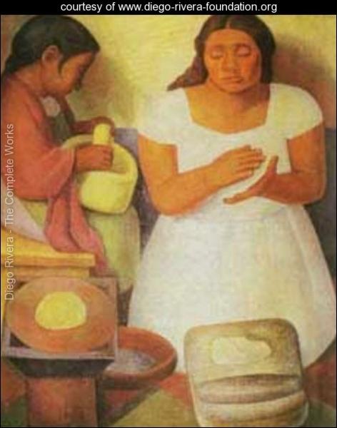 Qui a peint Tortilla Maker ?