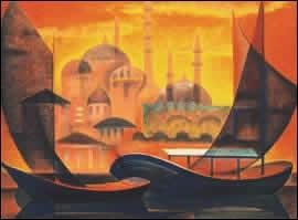 Qui a peint Istambul ?
