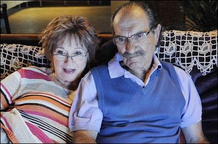 Combien d'années de vie en commun Huguette et Raymond ont-ils ?