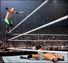Quel était le finisher de Kaval à la WWE ?