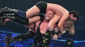 Finishers Catch WWE 2012