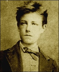 Arthur Rimbaud est célèbre pour ses poèmes. Duquel est-il l'auteur ? À quel courant appartient-il ?