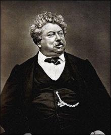 Voici Alexandre Dumas père. Quel roman célèbre lui doit-on ? À quel mouvement appartient-il ?