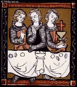 Chrétien de Troyes est un écrivain du Moyen Âge. Quelle œuvre lui doit-on et à quel genre appartient-elle ?