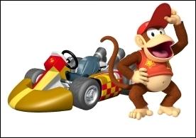 Dans Mario Kart WII, Diddy Kong est quel genre de personnage ?