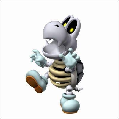 Qui est ce squelette ?