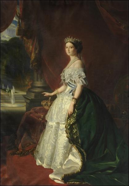 Quel était le nom de jeune fille de l'impératrice Eugénie ?