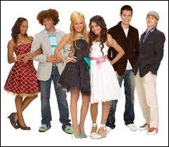 Quelle chanteuse a joué dans  High School Musical  ?
