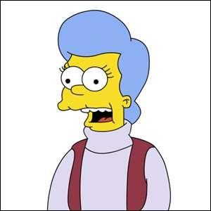 Quel est le prénom de la mère d'Homer ?