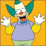 Quel est le vrai nom de Krusty ?