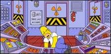 Dans quel secteur Homer travaille-t-il ?