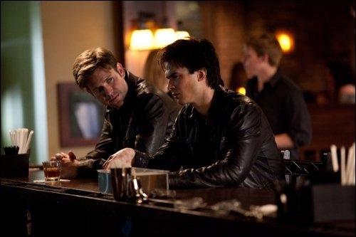 Quel vampire est devenu son  meilleur ami  ?