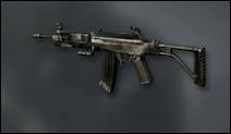 Quel est ce fusil d'assaut ?