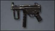 Quel est ce pistolet-mitrailleur ?