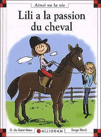 Qui est la grande blonde à côté du cheval appelé Valentine ?