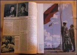 Quel grand magazine allemand, célèbre pour ses photos couleur de qualité (chose exceptionnelle pour l'époque ), a servi de vecteur de diffusion de l'idéologie nazie dans tous les territoires occupés ?