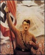 Quel était le nom du dictateur qui a fait l'objet d'un véritable culte de la personnalité sous le IIIème Reich ?