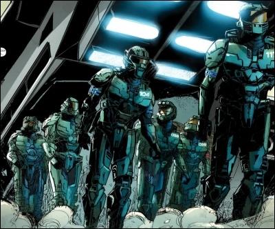 Comment s'appelle le protagoniste de la trilogie Halo ?