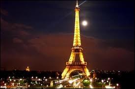 Quel est ce célèbre édifice construit par Gustave Eiffel pour l'exposition universelle de 1889 ?