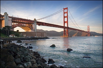 Comment se nomme le pont de San Francisco ?