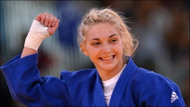 Qui est cette judoka française ?