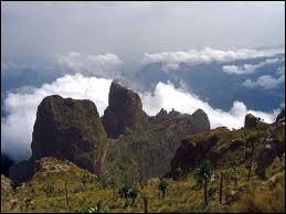 Vous décidez de pousser plus au sud et vous arrivez en  Ityop'iya , pays montagneux. Dans quel pays êtes-vous ?