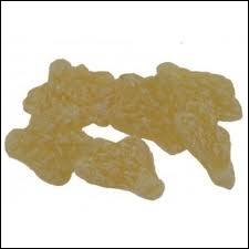 De quelle région sont originaires les bonbons nommés  bourgeons de pin  ?
