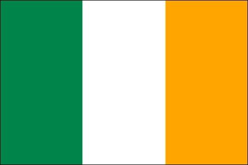 Quel symbole d'Irlande est représenté lors de la Saint-Patrick ?