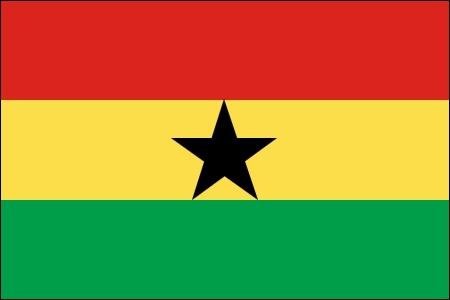 Autre État côtier de l'Afrique de l'ouest, également nommé d'après un ancien empire. Patrie d'un ancien Secrétaire général des Nations Unies.