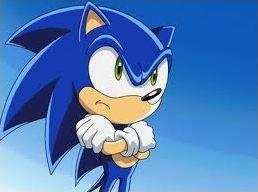 Les personnages de 'Sonic'
