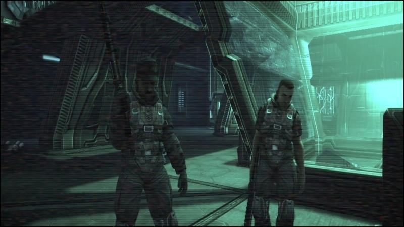 Pourquoi le Sergent Johnson n'a pas été assimilé par le Parasite ?