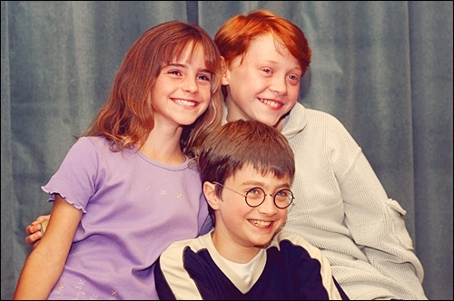 Où Hermione rencontre-t-elle Harry et Ron pour la première fois ?