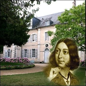 C'est à Nohant en Berry, dans cette demeure familiale que l'auteur de   François le champi   a écrit la majeur partie de son oeuvre ... .