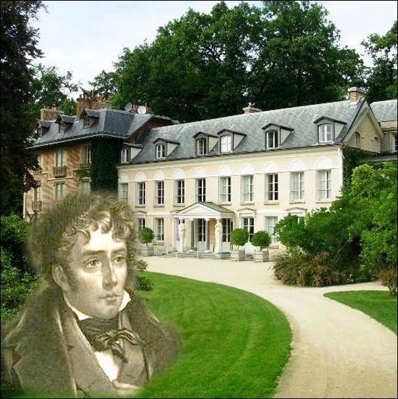 Située au coeur de la Vallée-aux-Loups à Chatenay-Malabry; la demeure emblématique de cet écrivain romantique. Il y commencera la rédaction des   Mémoires d'outre-tombes   ... .