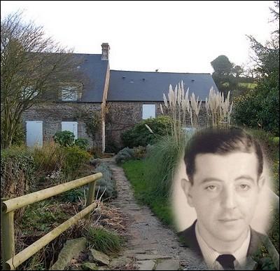 Poète, père des   Enfants qui s'aiment  , cueilleur de mots, colleur d'images, sa maison d'Ormonville-La-Petite dans la Manche fut son dernier refuge ... .