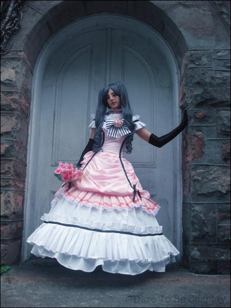 A quel Visual Novel appartient ce cosplay ?