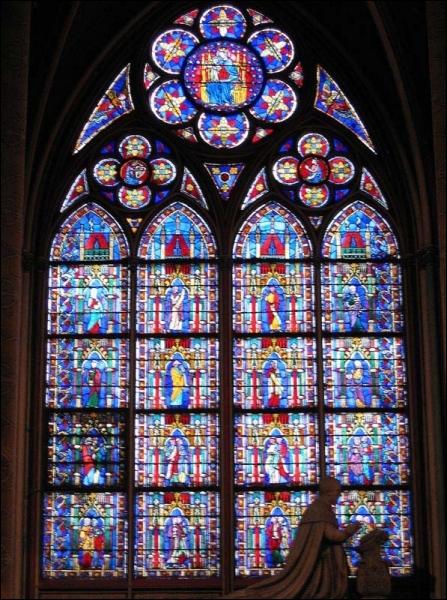 Quel est le style de la cathédrale Notre-Dame de Paris ?