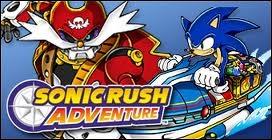 Comment s'appelle le thème principal de  Sonic Rush Adventure  ?