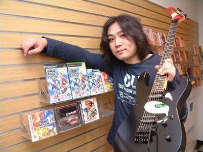 Les musiques de Sonic