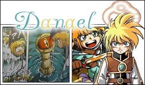 Combien de personnes aiment Danael ?