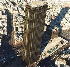 Combien d'étages possède la tour Maine-Montparnasse ?