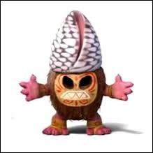 A quelle tribu appartiennent les mini-pirates habillés de noix de coco qui attaquent nos héros ?