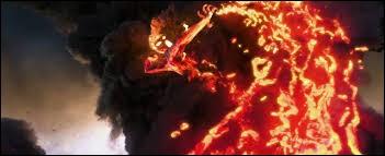 Quelle est la nature du monstre que les héros doivent affronter lors du combat final ?