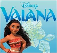 """Sur quelle mer ou océan les aventures du film d'animation """"Vaiana"""" se déroulent-elles ?"""
