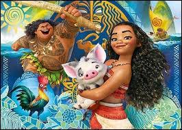 Quel est le sous-titre de ce film des studios Disney ?