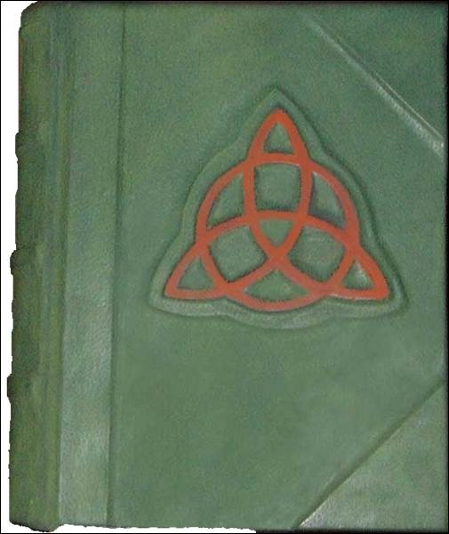 Qui a été la première sorcière à utiliser  Le livre des ombres  ?