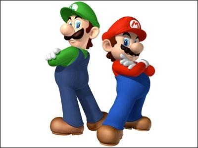 Quel lien de parenté unit Luigi a Mario ?