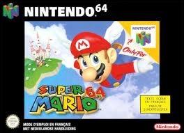 Combien y a t-il d'étoiles à récupérer dans le jeu  Super Mario 64  ?