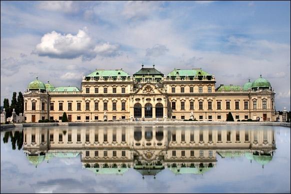 Quelle est cette merveille de l'architecture baroque classée au patrimoine mondial de l'Unesco ?
